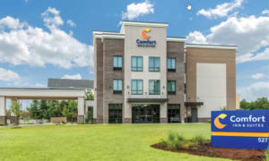 Hotel Images - Comfort Inn and Suites