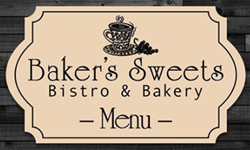 Baker's Sweets Bistro & Bakery