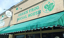 Green Frog Social House - SC Pecan Trail