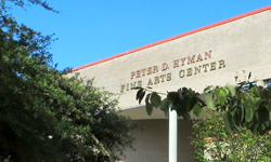 Hyman Fine Arts Center at FMU
