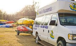 River Rats Canoe and Kayak Rental