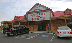 Booty Brother's Western Store