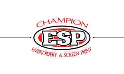 Champion Embroidery & Screen Print