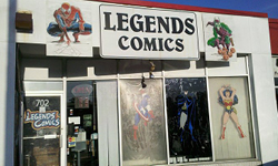 Legends Comics