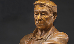 Jack Dowis Bust by Alex Palkovich