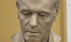 Dr. Floyd Bust by Alex Palkovich