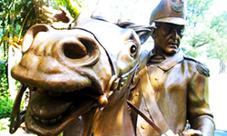 General Francis Marion by Alex Palkovich - Lake City Library