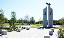 Eagle Obelisk by Alex Palkovich