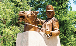 General Francis Marion by Alex Palkovich - Johnsonville