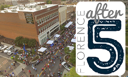 Florence After Five Returns Friday in Downtown Florence with Music and Fun!